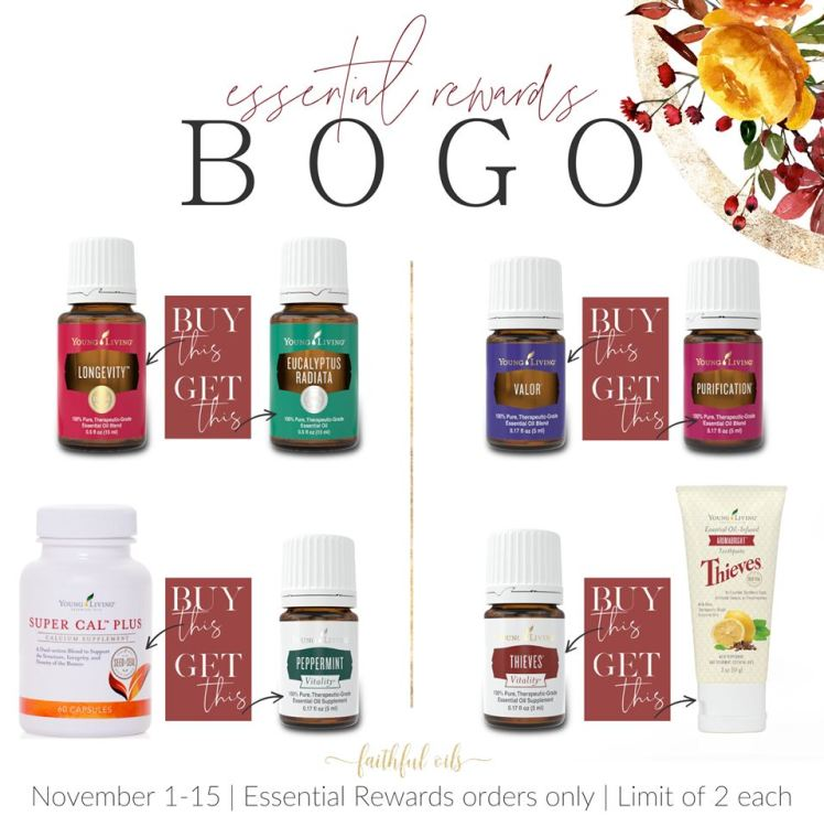 November BOGO