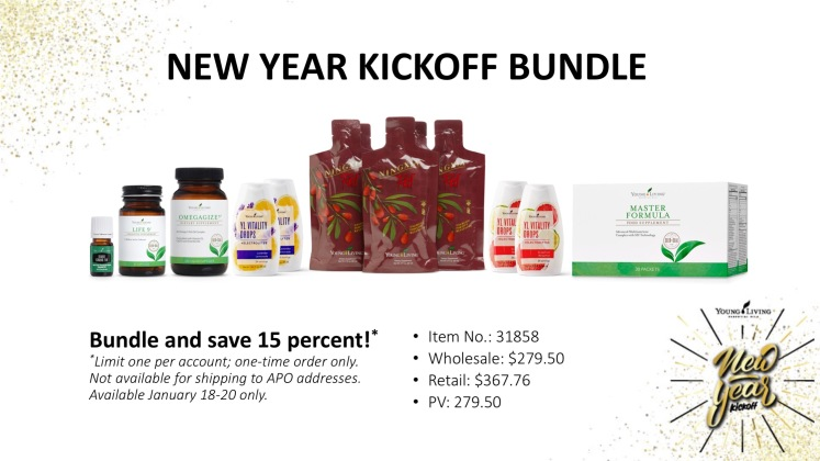 New Year Kickoff Bundle